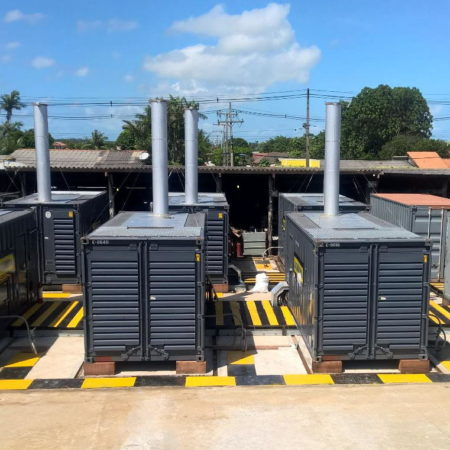 Energy storage for isolated microgrids in Brazil - VedantaESS, Ltda.