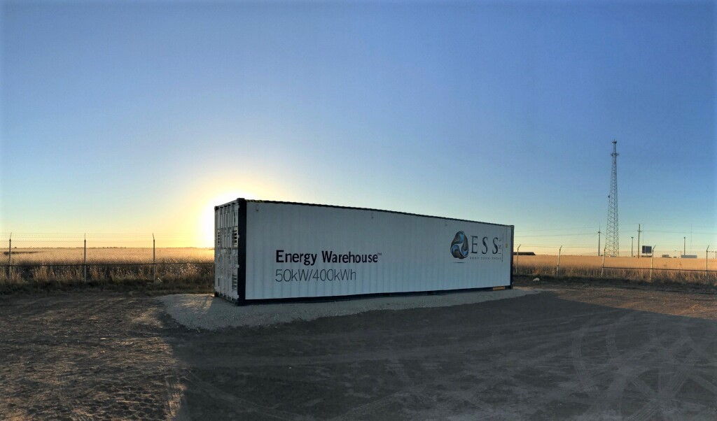 Taking Charge: Which emerging battery technology will be the future of stationary energy storage?